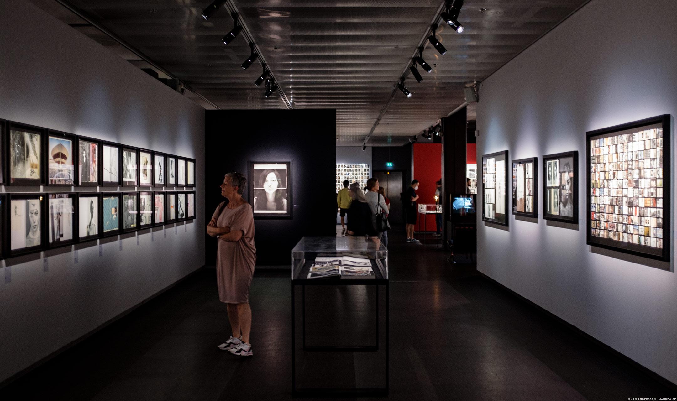 Foton, bilder och en dag på Fotografiska Museet